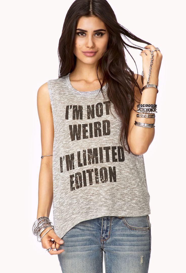 Forever 21 Weird Shirts 3
