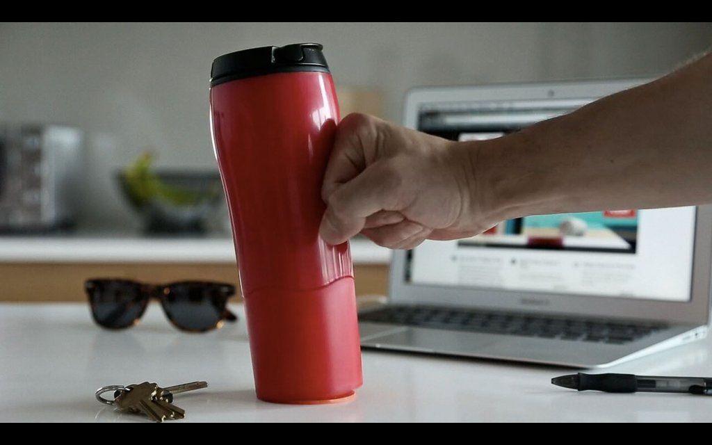 Mighty Mug Go: Red