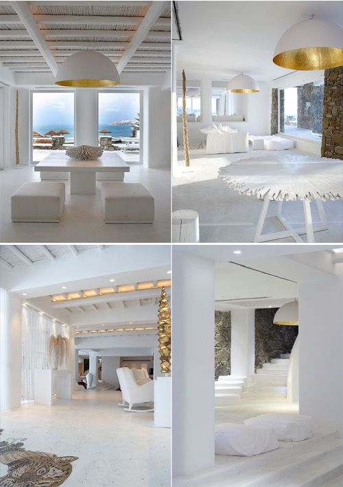 Love To Take A Few Of These Ideas For The Cave Ibiza Style
