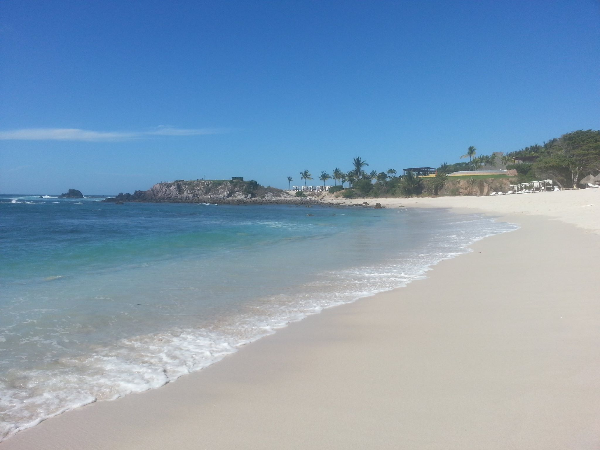 Beaches Of Puerto Vallarta Playa Anclote In Punta De Mita Nayarit Mexico Puerto Vallarta Beach Vacay Vallarta