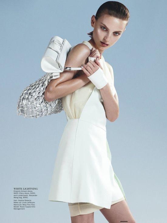 Vogue Australia May 2013 Editorial - Rose Smith