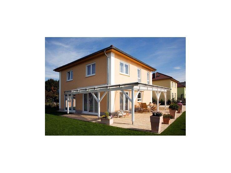 Hausbau modern walmdach  Patricia - #Einfamilienhaus von Hausbau Dannenmann GmbH & Co. KG ...