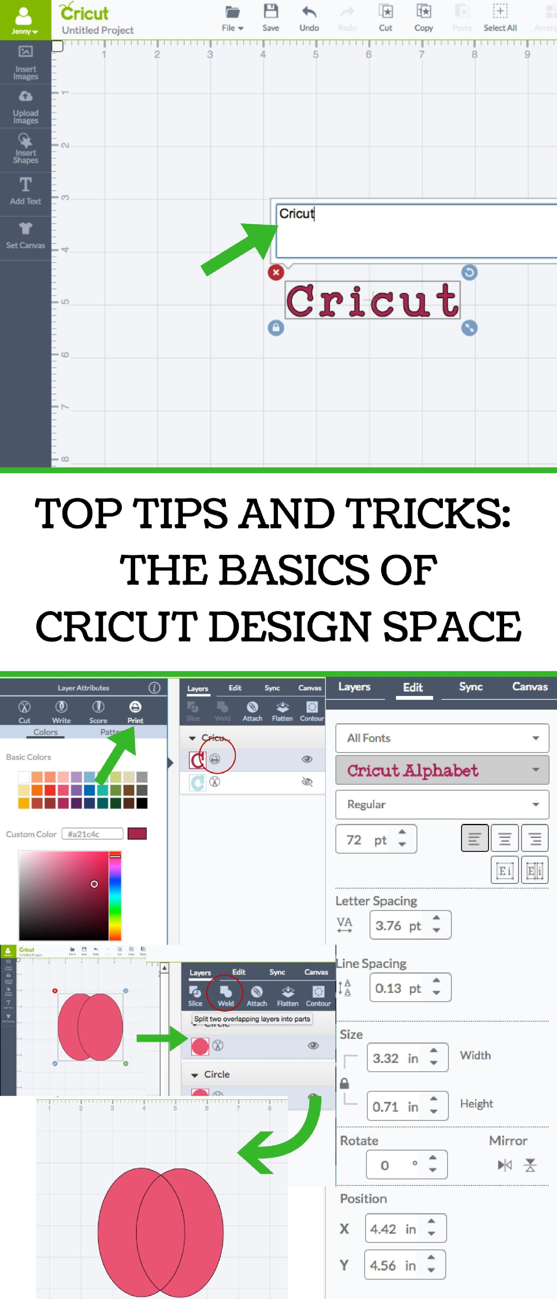 Wanting to learn Cricut Design Space for your Cricut Explore Air 2