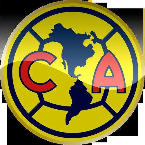 Club America Hd Logo Png 500 500 Club America Club De Futbol America America Equipo