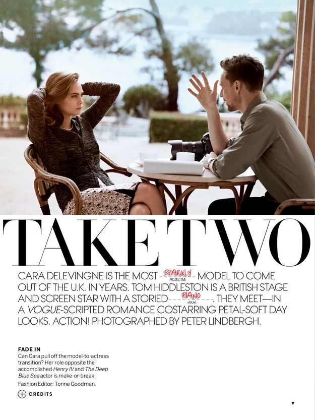 A Fun Game Of Fashion Mad Libs With Vogue's New Tom Hiddleston Editorial
