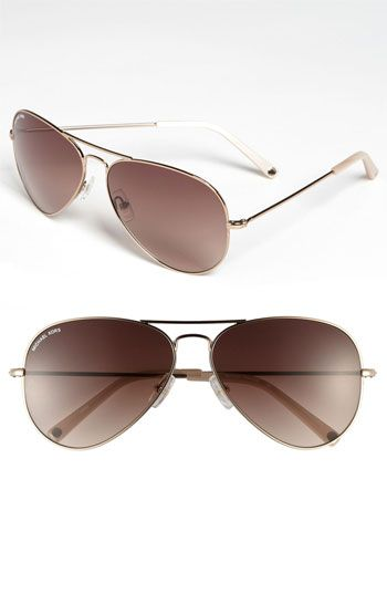 MICHAEL Michael Kors 'Kennedy' Aviator Sunglasses available at Nordstrom