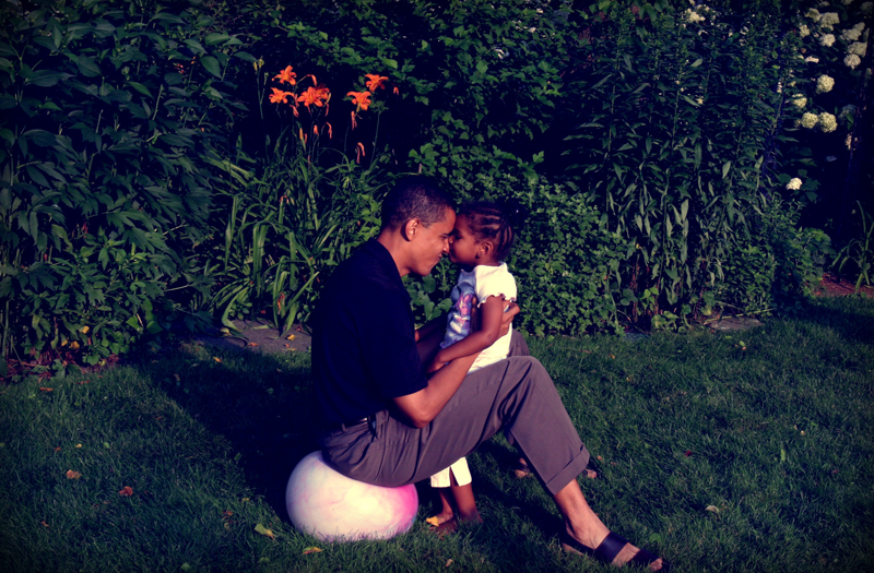 Cutest First Family.