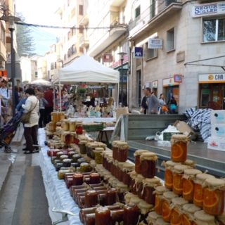 Market day Mallorca,  Spain