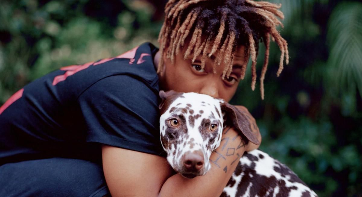 Juice WRLD Doesn't Want to Be Emo Anymore