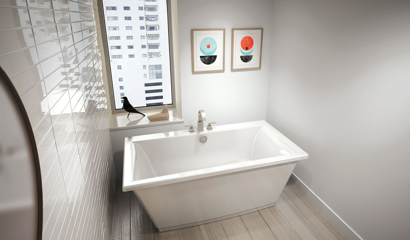 Fiore™ Freestanding Bath | Freestanding bath, Jacuzzi and Bath