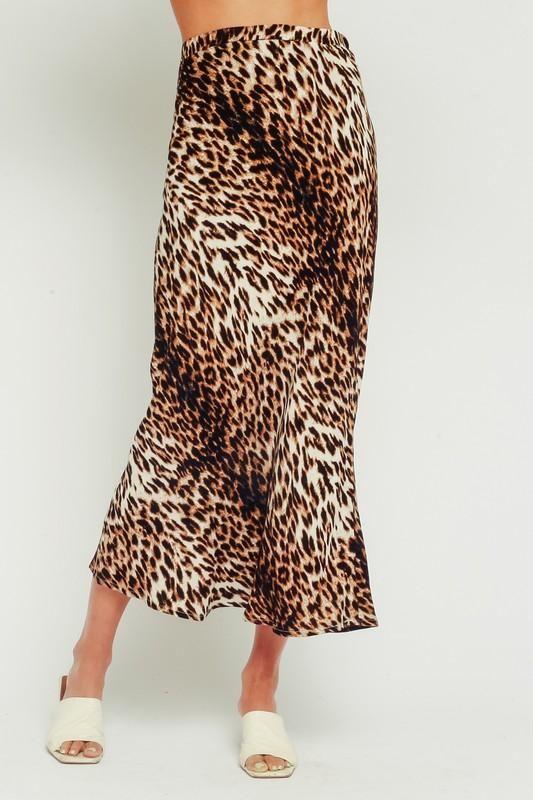Fashion Supplier Apparel Sarong Announces The New: Printed Midi Skirt, Midi Skirt