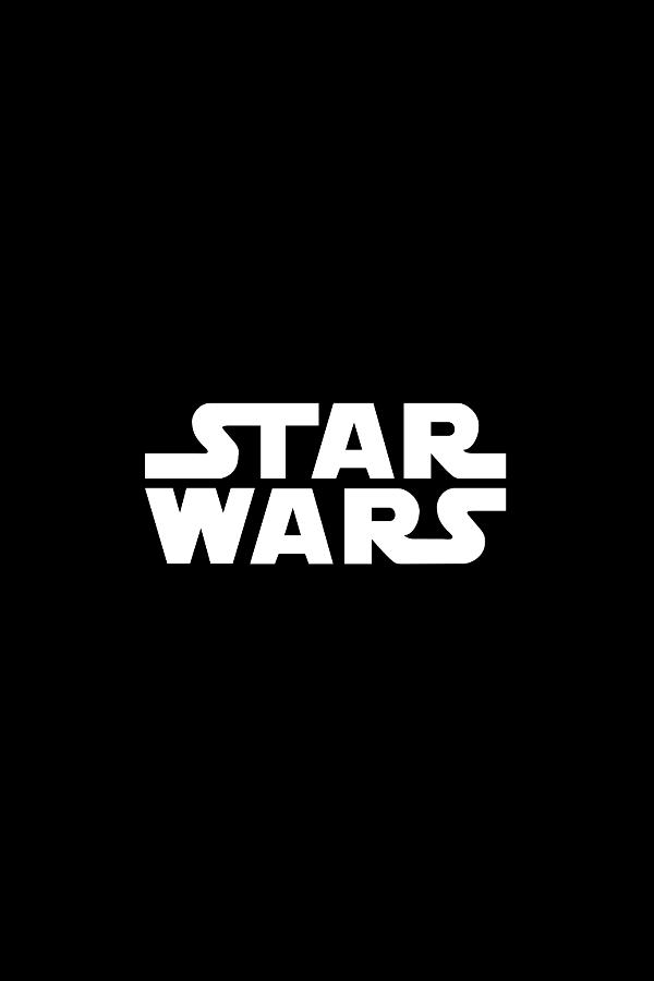 Wallpaper Hd Logo Star Wars In 2020 Star Wars War Stars