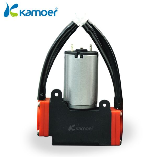 Kamoer Kvp8 Electric Air Pump 12v Mini Vacuum Pump Micro Electric Diaphragm Vacuum Pump With Brush Motor Vacuum Pump
