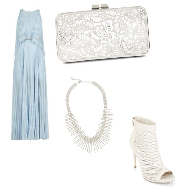 Untitled #242 by sophia-solzbacher on Polyvore featuring polyvore fashion style BCBGMAXAZRIA