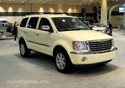 2008 Chrysler Photographs And Technical Data All Car Central