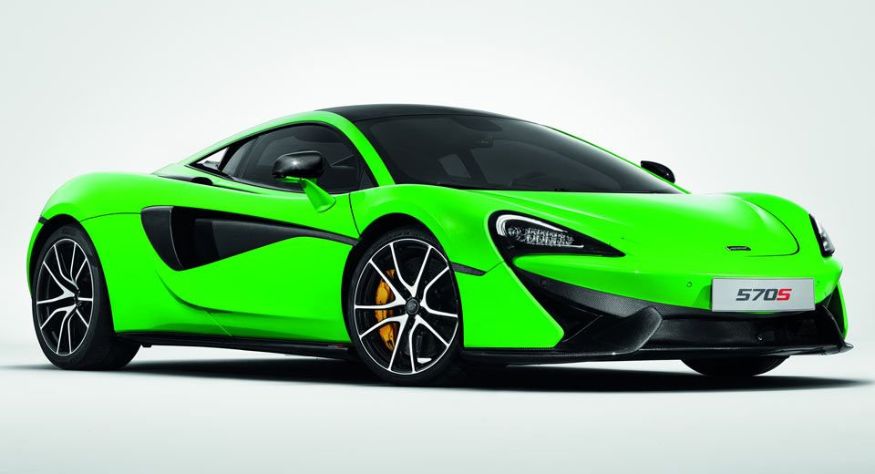 mclaren wants to help you customize your sports series even after