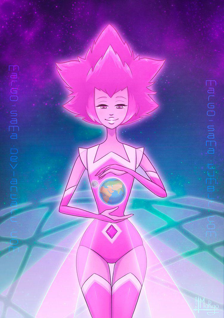 [SU] Pink Diamond by Margo-sama