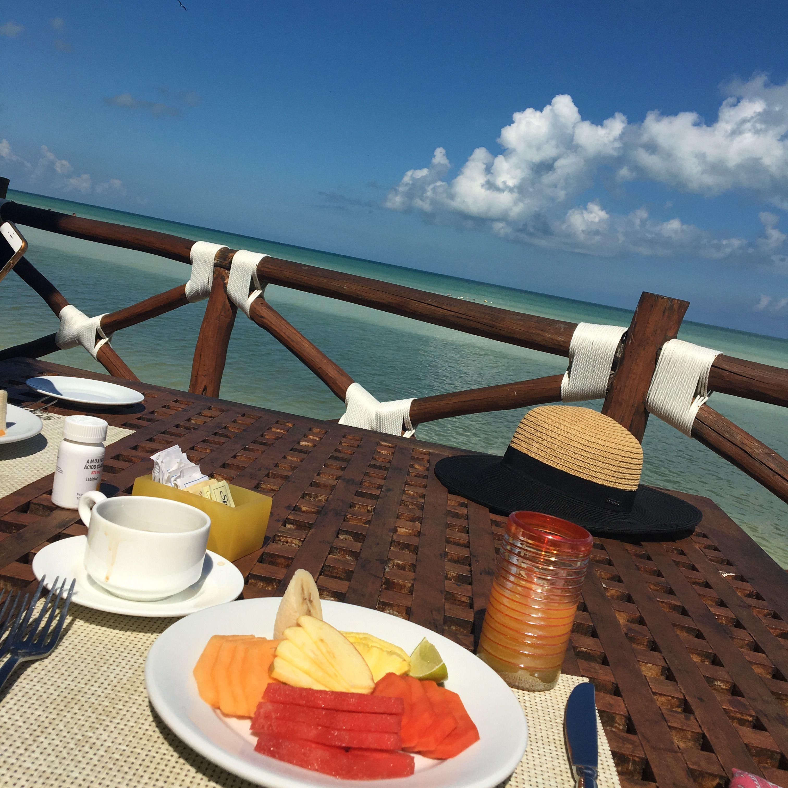 Café y mar