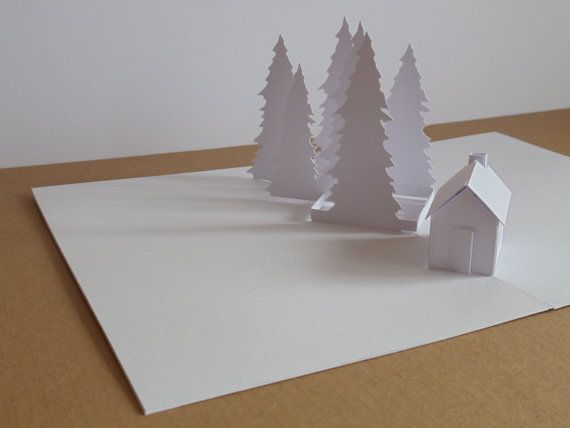 The folded forest