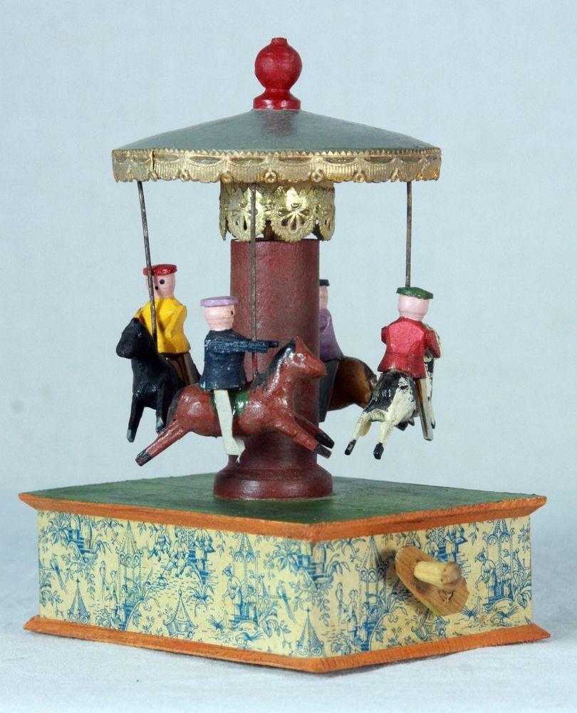 merry Vintage marx go round toys