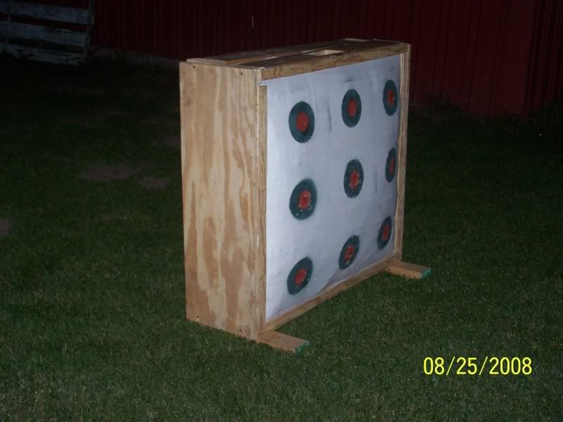 Homemade Archery Target With Pics Diy Archery Target Archery Target Diy Crossbow