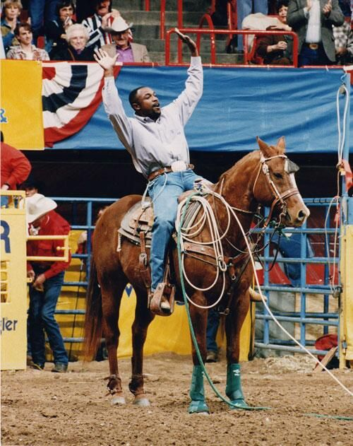 Nationalfinalsrodeo On Memory Monday Fred Whitfield