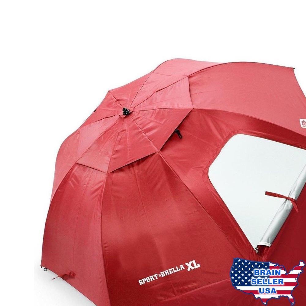 Sport-Brella X-Large Umbrella Deep Red Free Shipping, New, Free Ship #largeumbrella