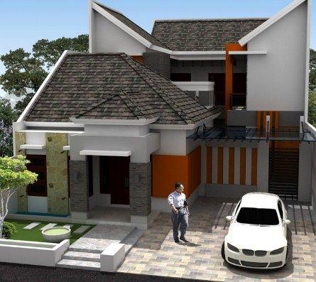 gambar rumah minimalis 1 lantai 2 kamar | desain exterior
