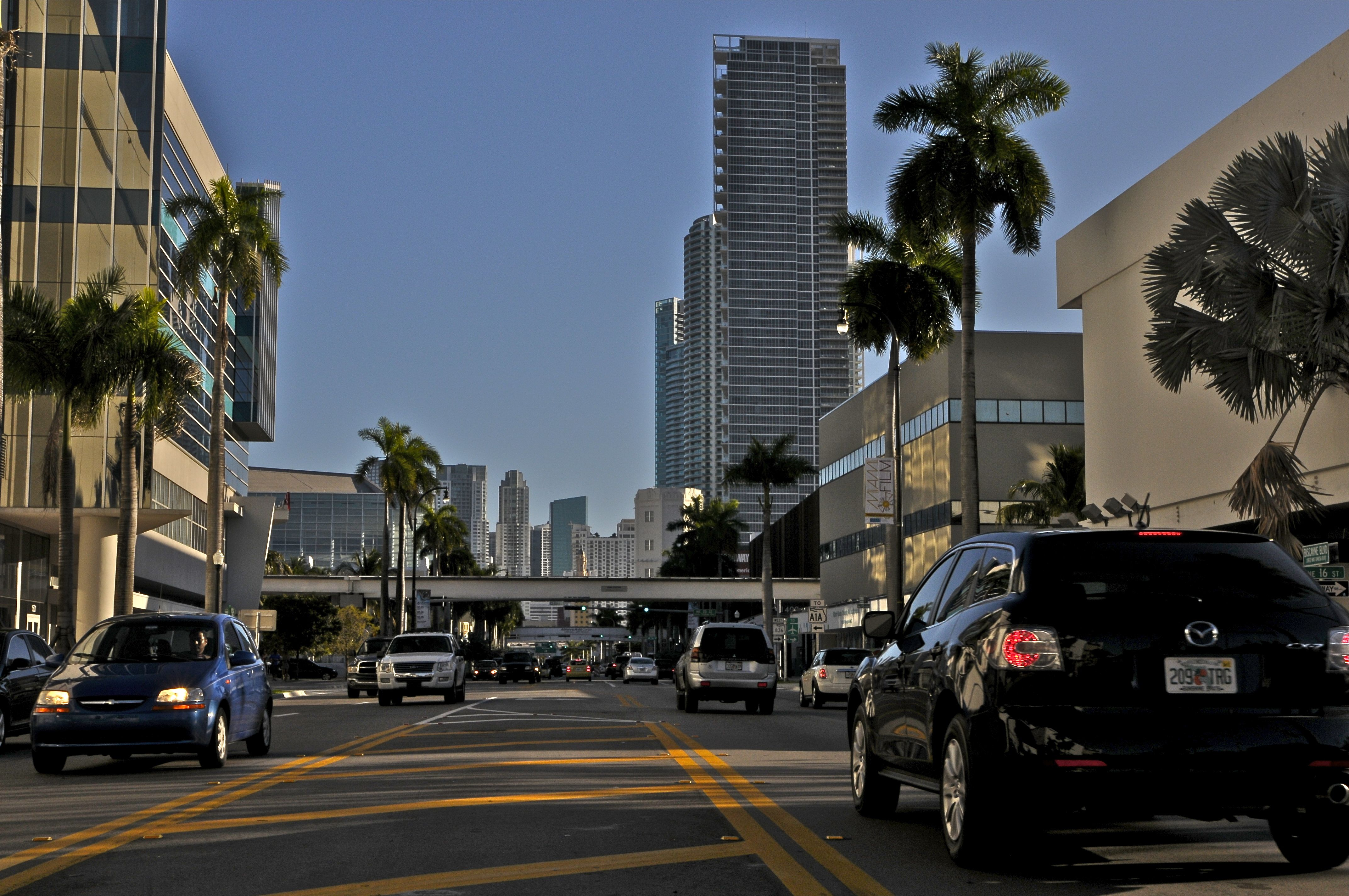Miami Downtown Downtown Miami