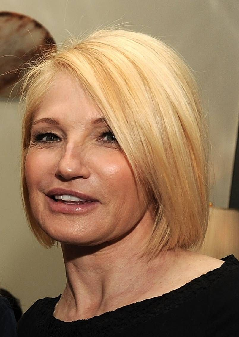 40 spectacular blunt bob hairstyles the right hairstyles - The Best Hairstyles For Women Over 50