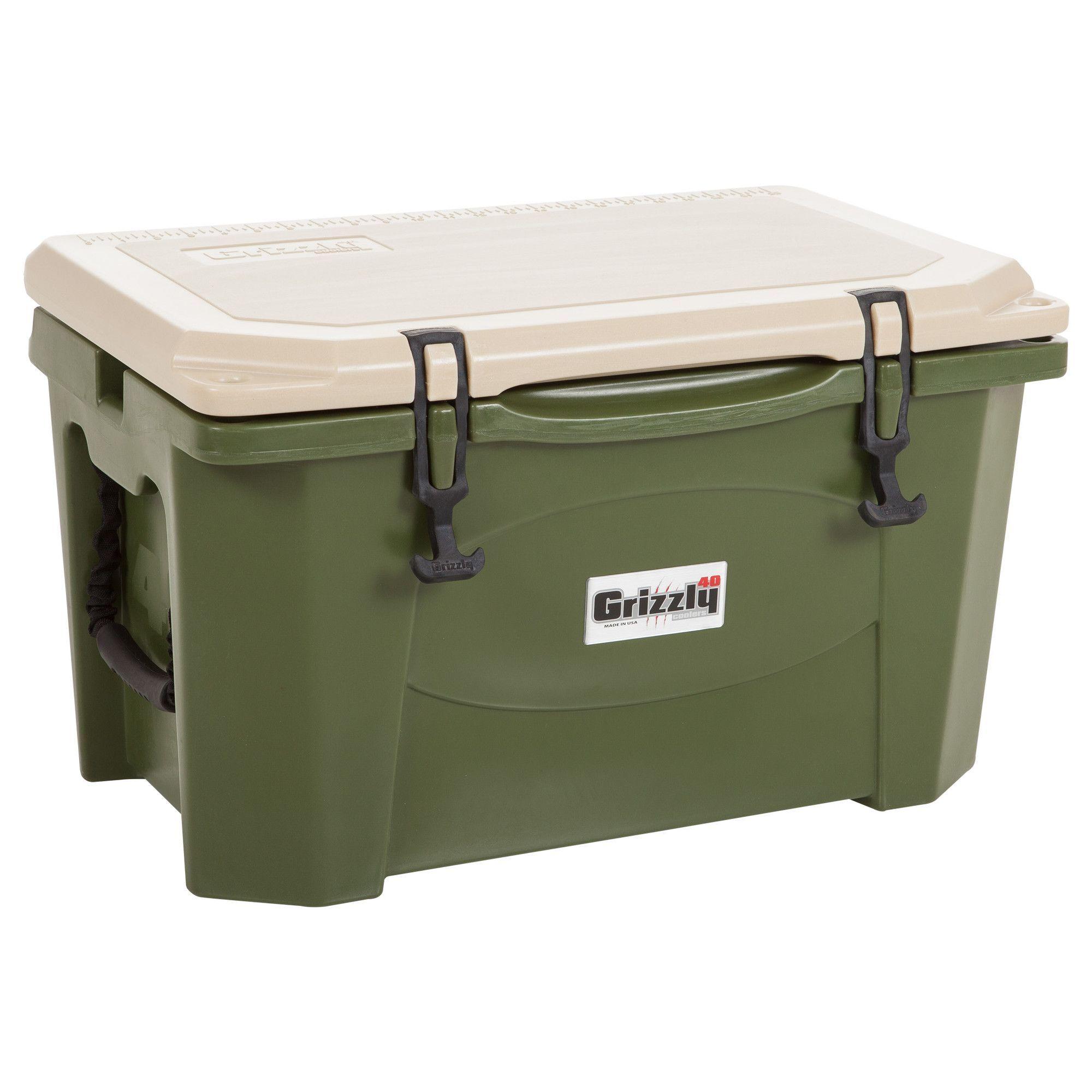 40 Qt Rotomolded Cooler Cooler Outdoor Cooler Yeti Cooler