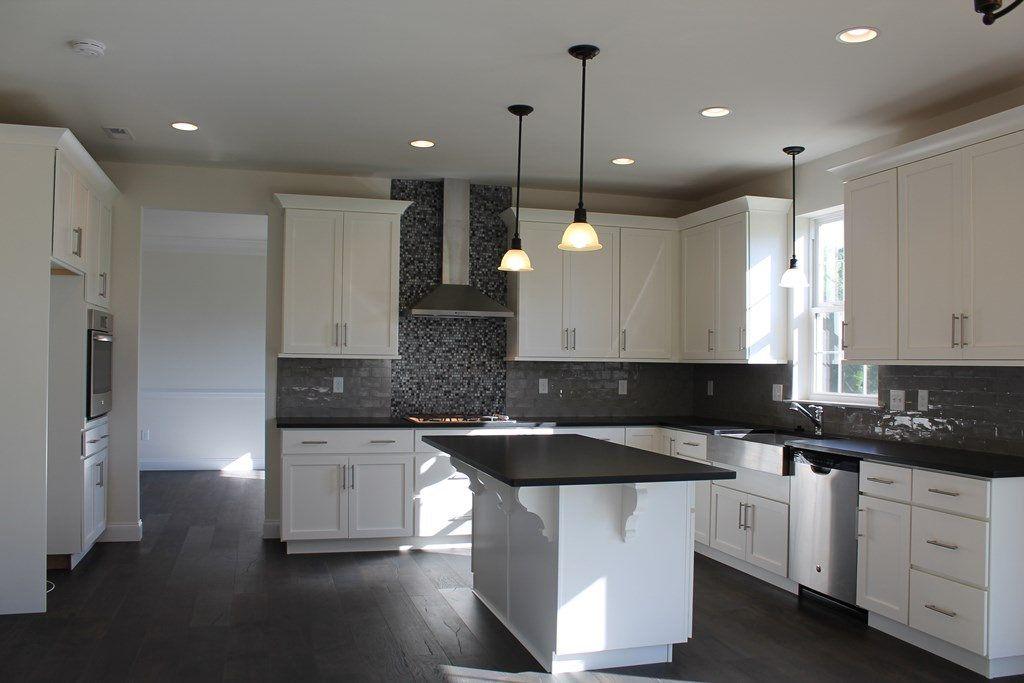 Hamilton Farmhouse Transitional Kitchen Design Kitchen Design