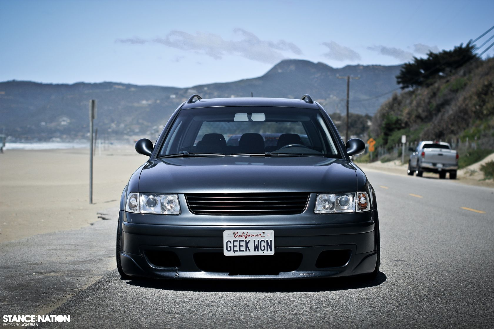 Low N Slow // Toyota Celica & VW Passat   Cars —> Wagons
