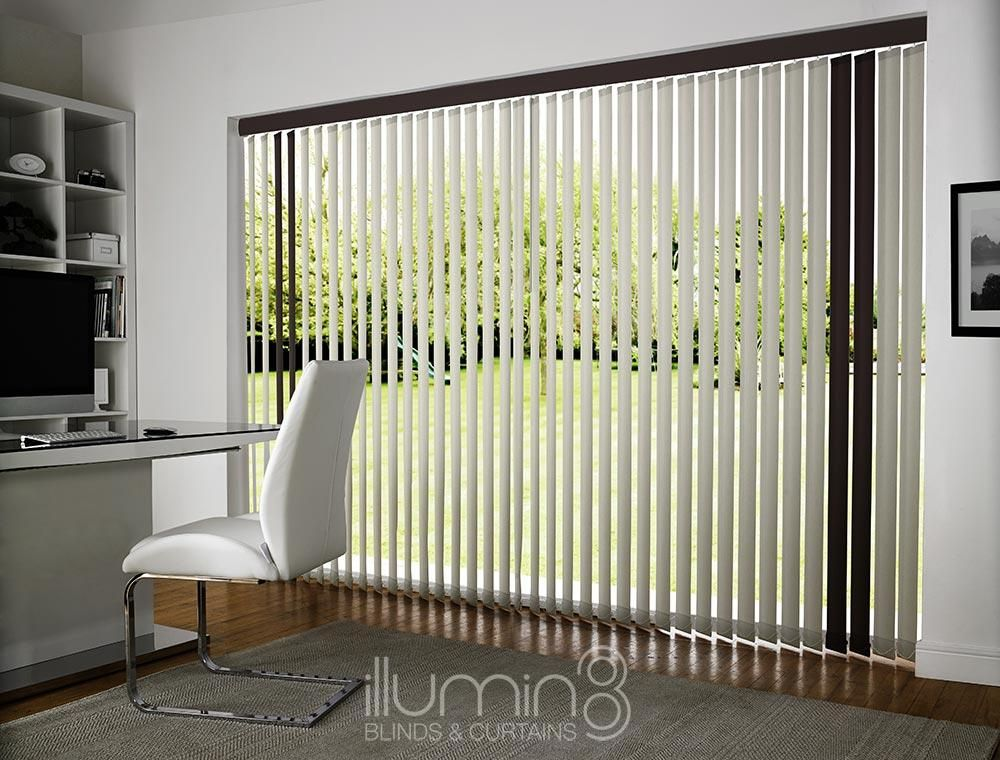 These Lime Green Vertical Blinds Are Available In Different Forms