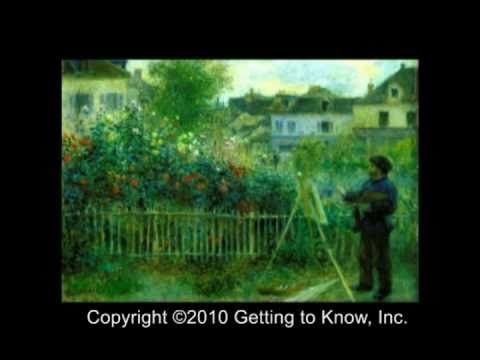 Getting to Know Monet