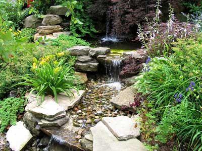 Rock Garden Ideas | Garden ideas, Gardens and Rock
