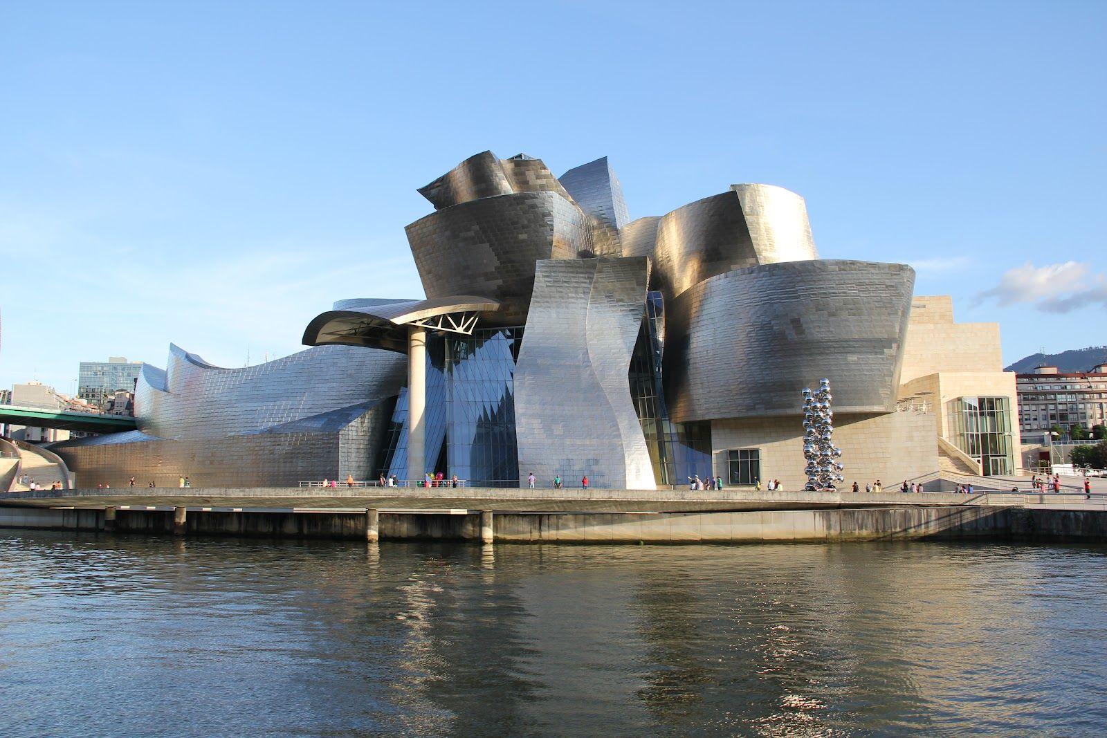 Bilbaos Guggenheim Museum in Spain Magazine WorldPass