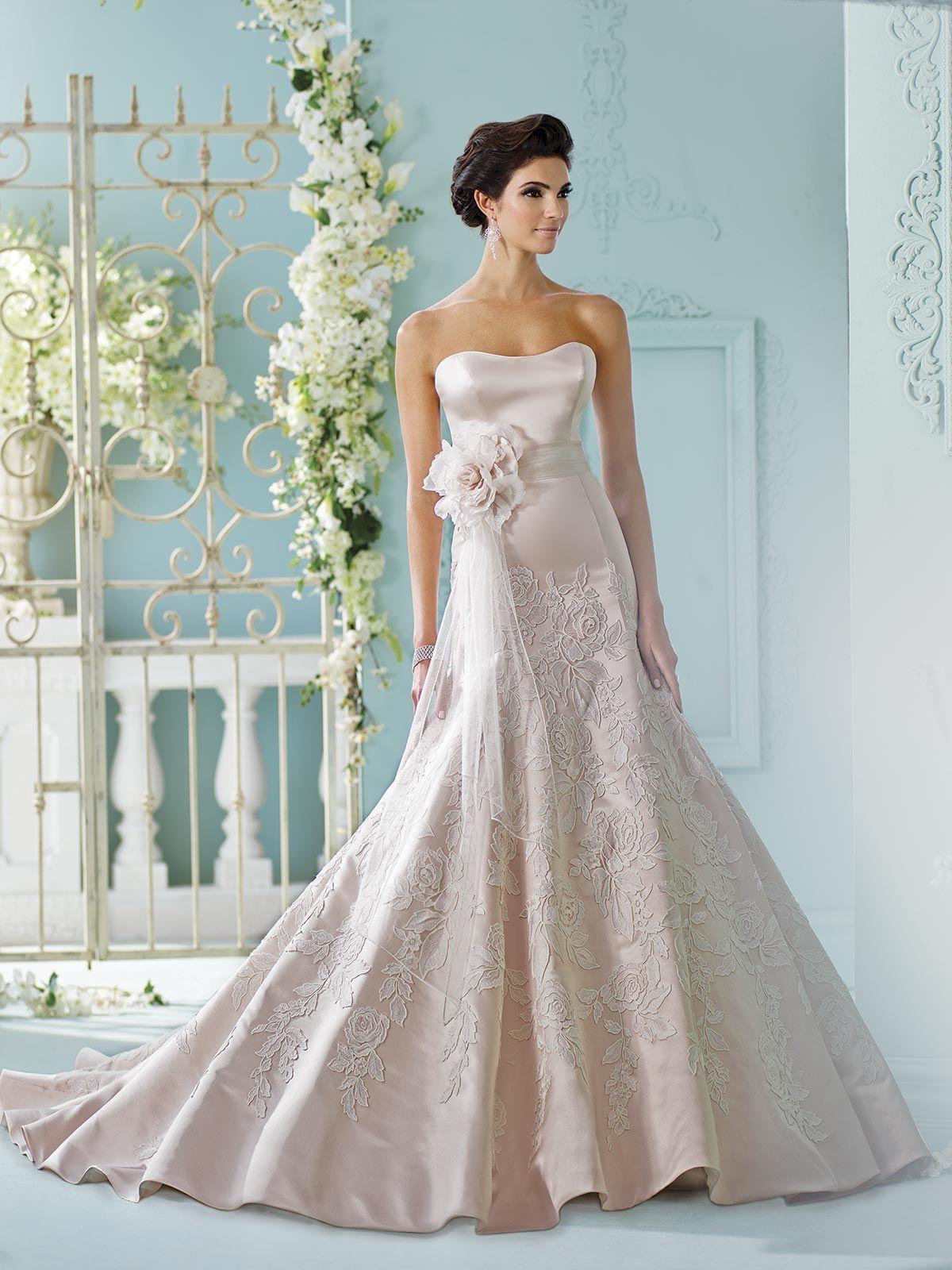 David Tutera 216236 | Mon Cheri Bridals | Wedding Gowns | Pinterest ...