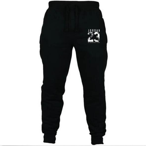 New Men Sweatpants 23 Jordan printing Joggers pants Fall
