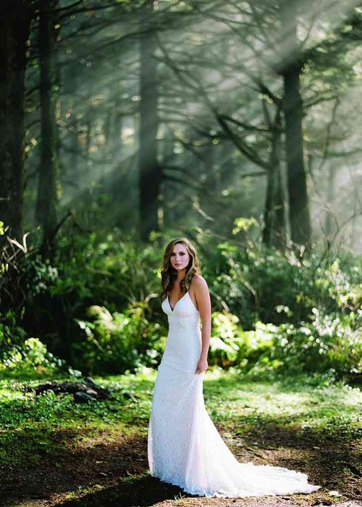 Wedding Dress out of Wilderly Bride - Selena -   18 dress Simple pictures ideas