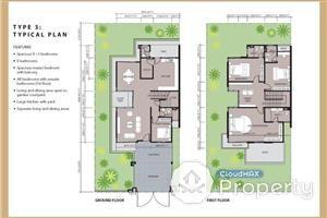 Image Result For Seremban2 Aviva Green Floor Plan Floor Plans Green Flooring How To Plan
