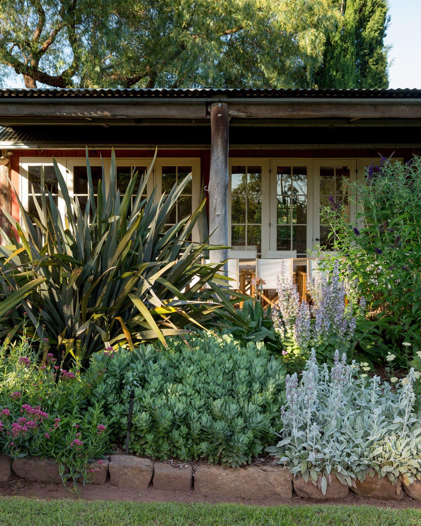 Native Home Garden Design: Plant / Life: Glenmore House