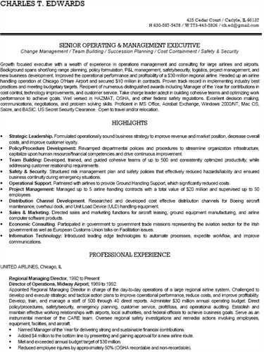 boeing resume builder tips forbes sample good resumes production - sample of a good resume