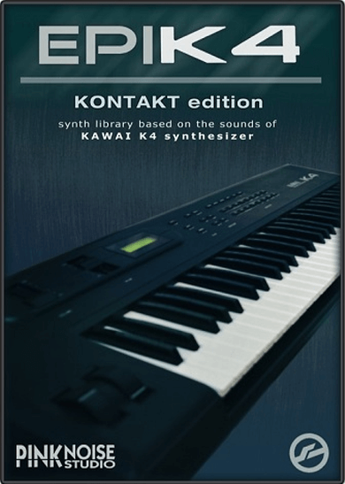 EPIK4 Kontakt edition is a library of samples based on the