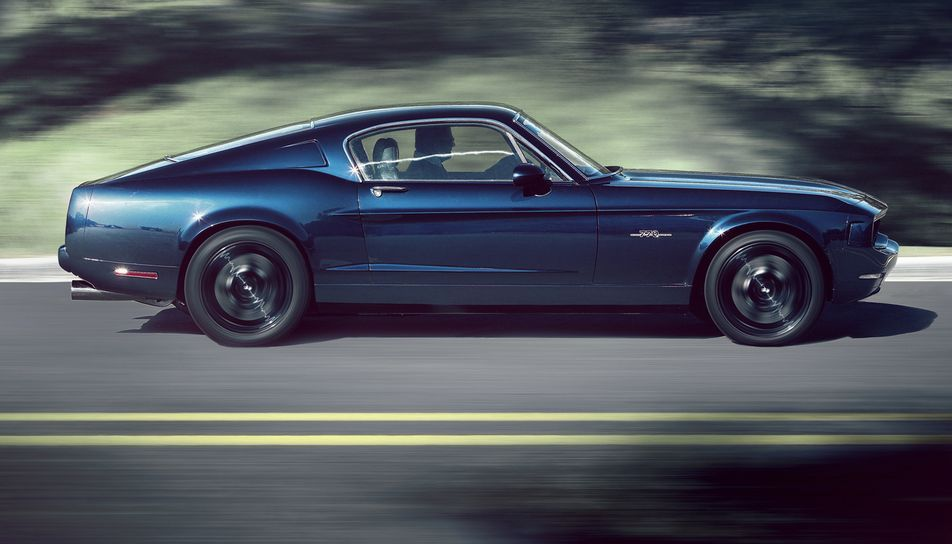 Equus Bass 770 Is A Modern Muscle Car For Retro Lovin Speed Freaks