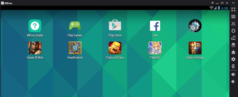 MEmu - Android emulator for PC, better than Bluestacks