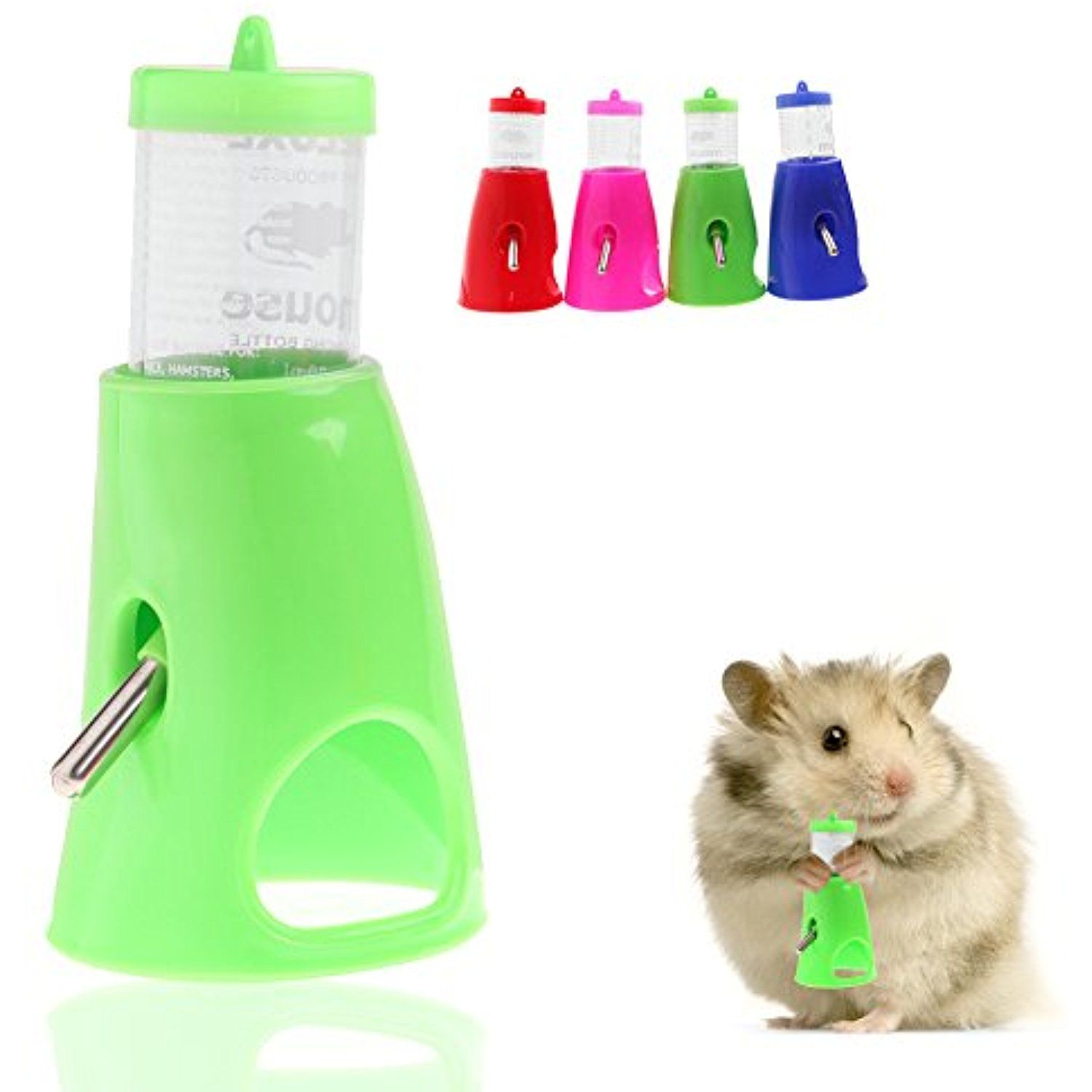 portable bottle water feeder hamster tray dog watch youtube