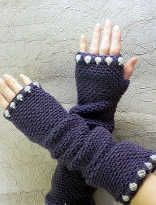 How To Crochet Wrist Warmers For Beginners Crochet Pattern Tags