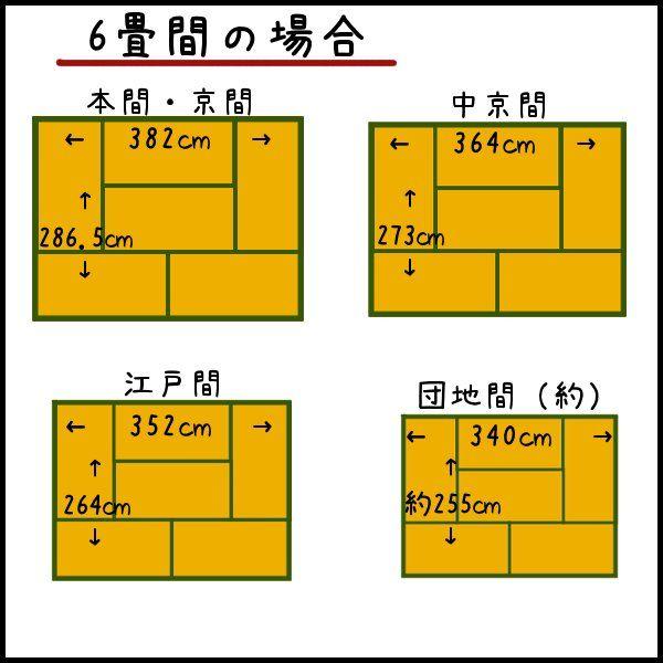 Tatami Mat References 6畳 和室 ライフハック