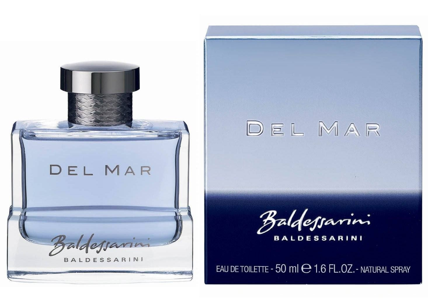 Baldessarini Del Mar 3.0 oz EDT for men